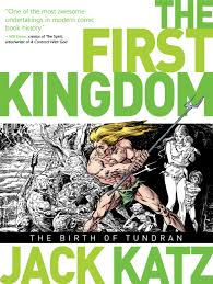 Graphic Policy Where Comic Books and Politics Meet Titan. First Kingdom Vol 1 cover