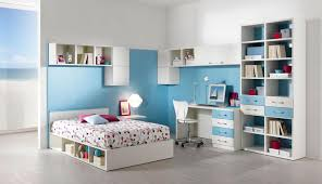 f most popular color interior of teenage boy bedroom ideas in small spaces with light blue feat white paint wall schemes and trendy white plywood kids bed bedroom furniture for tweens
