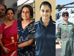 Breaking the glass ceiling: <b>Indian women</b> in <b>2019</b> - Breaking the ...
