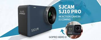 Best Alternative to GoPro HERO 8: SJCAM SJ10 PRO 4K Action ...