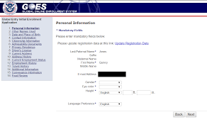 the global entry program from application to airport update global entry application how to apply what you ll need