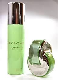 BVLGARI 2 Piece Omnia Green Jade Eau De Toilette ... - Amazon.com