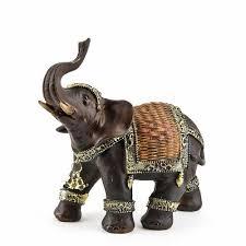 <b>Фигурка декоративная ArtHouse</b>, Африканский <b>слон</b>, 14*8*15 см ...