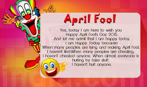 April Fool Pranks: New April Fool Jokes, Quotes, whatsapp and SMS ...