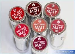 <b>Essence Matt Matt Matt</b> Lipsticks Review, Swatches, Photos - Beauty ...
