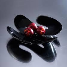 <b>Блюдо для фруктов</b> EVE, <b>чёрное</b> (3662577) - Купить по цене от 2 ...