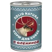 Влажный корм для собак <b>Solid Natura</b> — консервы по низким ...