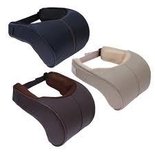 <b>Memory</b> Cotton <b>Headrest</b> Ergonomic <b>Car</b> Head <b>Neck</b> Rest Pillow ...