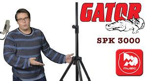 <b>Стойка</b> под колонку GATOR FRAMEWORKS GFW-SPK-3000 ...