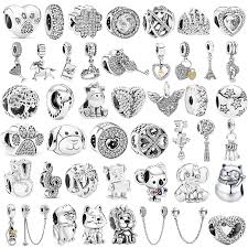 <b>AIFEILI Silver</b> Color Lucky Cat Lion Safety Chain Crown Owl ...