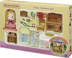 <b>Игровой набор</b> Sylvanian Families <b>Мебель</b> для уютного домика ...