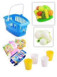 Набор Фрукты Овощи в корзине <b>ORION TOYS</b> 9765469 в ...