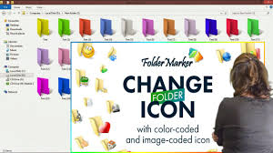 "Changing ""Folder <b>Color</b>"" or Icon in Windows 7, <b>8</b> ,<b>10 PC</b> [Easily ..."