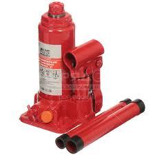 <b>Домкрат бутылочный гидравлический</b>, <b>2 т</b>, 158-308 мм, AVS HJ ...