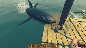 aquatic solitary shark raft first preview thegamerholics what makes this game unique from other survival games is that players cannot ly explore the in game world in order to what they need