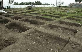 Resultado de imagen para excavaciones en predios militares
