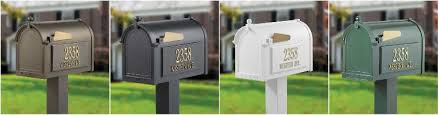 Image result for whitehall superior mailbox options