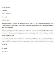 Sample Appeal Letter - 7+ Free Documents Download in Word Appeal Letter for Financial Aid