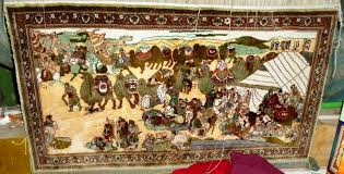 Image result for 12 century carpets and silks