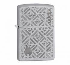 <b>Зажигалка Zippo Geometric</b> Design, 29912, цена 510 грн., купить в ...