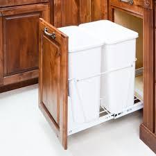 Kitchen Cabinet Garbage Drawer Cabinet Organizers