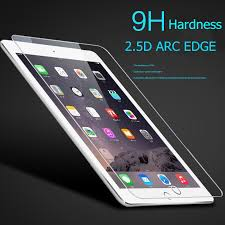 <b>3piece 9H Tempered Glass</b> For Apple New iPad 2017 2018 9.7 inch ...