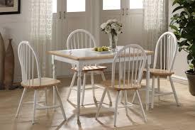 dining chair orange tile