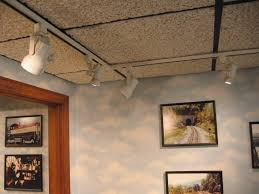 what ceiling if any is above you basement layout basement track lighting