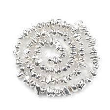 <b>WLYeeS</b> 4 10mm plating small <b>stone</b> Spacer Loose Beads <b>Natural</b> ...