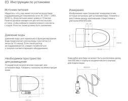 Инструкция к Xiaomi <b>Smartmi Smart Toilet</b> Cover