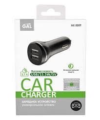 <b>Автомобильное зарядное устройство GAL</b> UC-3207 в Нижнем ...