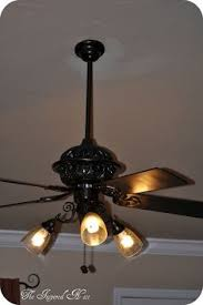 oil rubbed bronze spray paint for updating ugly ceiling fanthinking of ceiling fans ugly