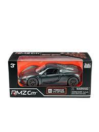 <b>Машина металлическая RMZ City</b> 1:32 Porsche 918 Spyder ...