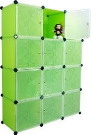 ideas cube organizer pinterest cubitbox fashion portable clothes storage closet cube organizer green