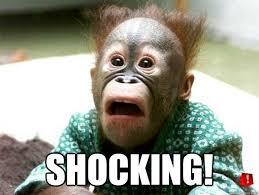SHOCKING MONKEY memes | quickmeme via Relatably.com