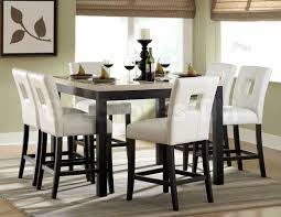 Dining Room Set Counter Height Walton Bar Table Set W Swivel Stools Bistro And Bar Table Sets
