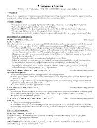 Resume Service Jobs Free Sample Cover Letter Customer Service