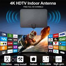 2020 <b>HDTV</b> Antenna Satellite receiver indoor | Other Antennas price ...