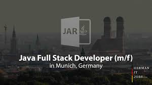 java full stack developer m f in munich german it jobs we are looking for an junior android developer m f to join our team and help us setting the trends in the mobile and online fitness world