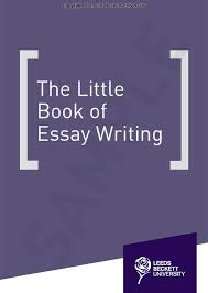 Preview of The Little Book of Essay Writing  lt  Publications