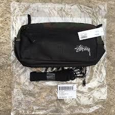 <b>Stussy</b> фондовая боковая поясная <b>сумка</b>/<b>сумка</b> через плечо ...