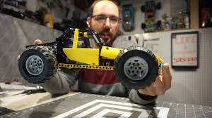 A Building Blocks RC Buggy! CaDA <b>C51043W</b> Build and Review ...