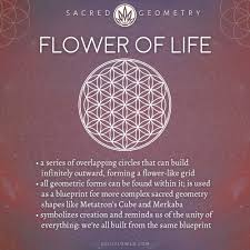 <b>Flower of Life</b> Meaning - Sacred Geometry - Soul Flower Blog