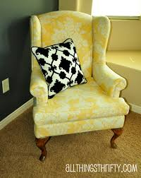 How To Reupholster A Living Room Chair