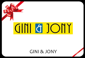 Buy Gini & Jony Gift Cards - Srimart Services