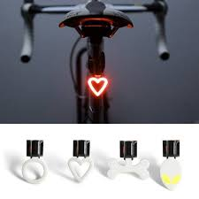New <b>Rechargeable Waterproof</b> Bicycle Warning <b>LED</b> Bike <b>Tail</b> Light ...