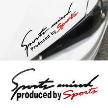 <b>car</b> sport sticker