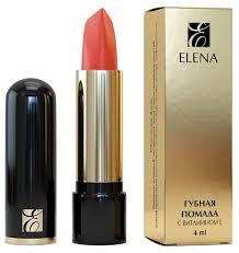 ELENA <b>помада для губ увлажняющая</b> — купить по выгодной цене ...