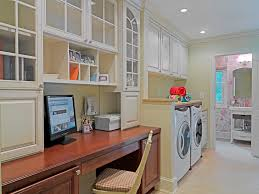case design remodeling inc example of a classic utility room design in dc metro with raised bathroomglamorous creative small home office