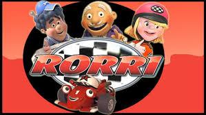 Rorri Racerbil | <b>Barnkanalen</b>